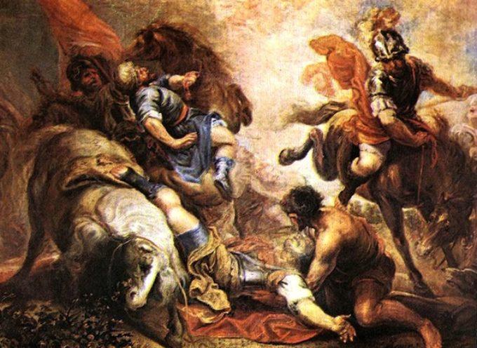 Il Santo del giorno, 25 Gennaio: Conversione di S. Paolo, sulla via di Damasco