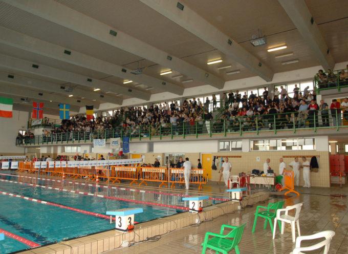 Qualificazioni FIN alla piscina comunale di Massarosa