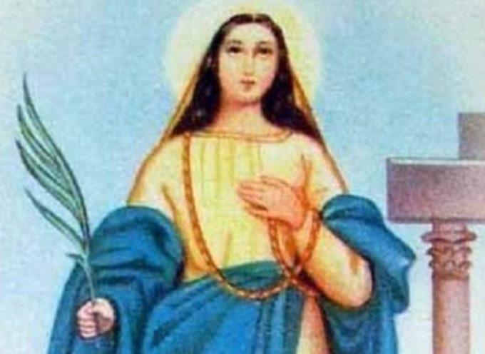 Il Santo del giorno, 5 Gennaio: S. Amelia, vergine e martire
