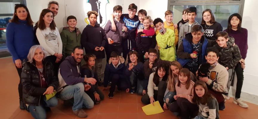 Rubik & Chees a Villa Gori