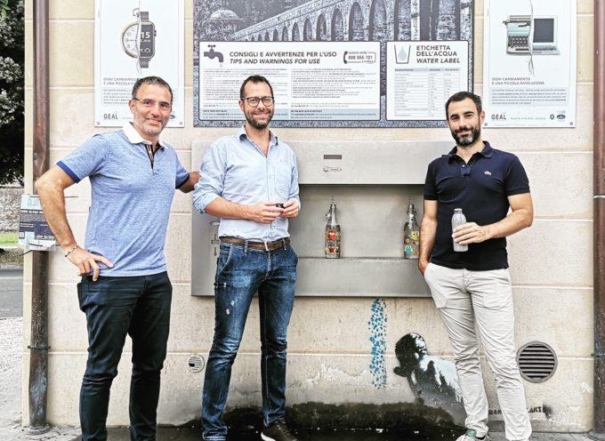 Ambiente: arrivano 4 nuovi fontanelli che consentiranno ai cittadini lucchesi di utilizzare l'acqua pubblica al posto della minerale