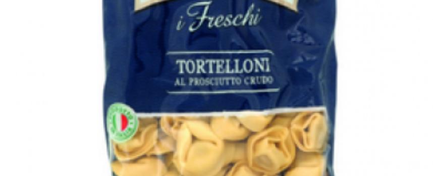 """""""Possibile contaminazione microbiologica"""", Penny Market richiama i tortelloni al prosciutto crudo Fior di Pasta"""
