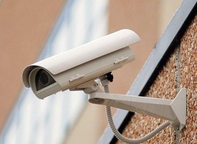 lucca – Quattro denunce per l'oscuramento delle telecamere di sorveglianza