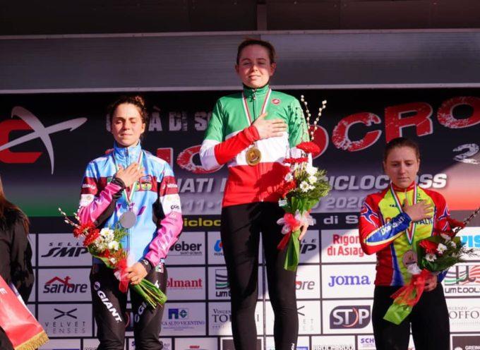MASSAROSA – Ciclocross, Francesca Baroni vince il Campionato Italiano Under 23