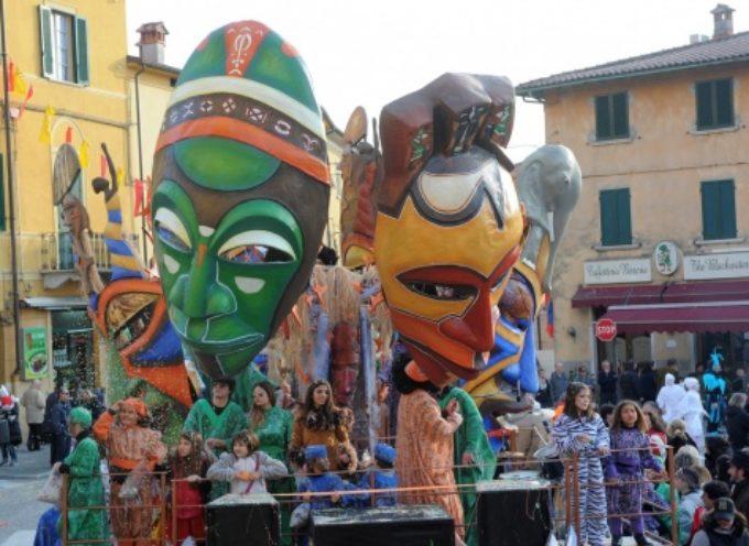 """il Carnevale Pietrasantino in anteprima sul """"Rotocalco"""" di NoiTv, tutto pronto per i tre corsi mascherati"""