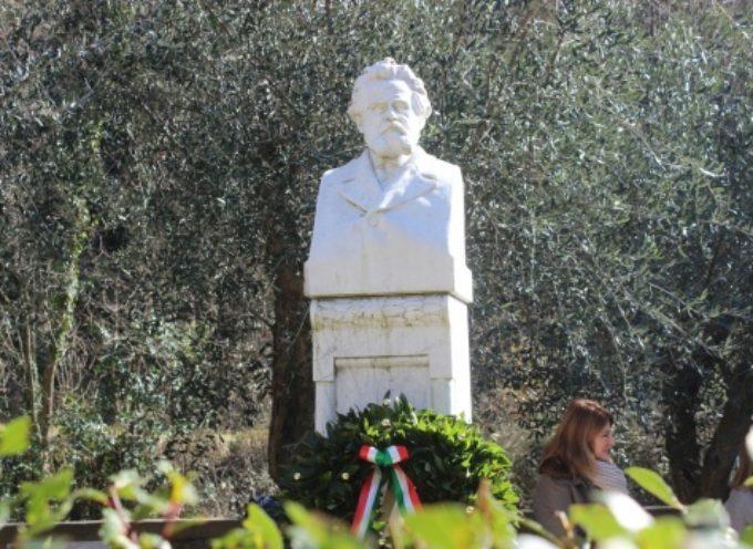 anniversario morte Premio Nobel, a Valdicastello poesia, musica e danza