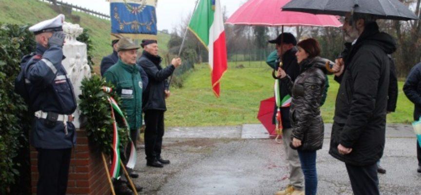 Giorno del Ricordo: Pietrasanta ricorda le vittime tutte le foibe