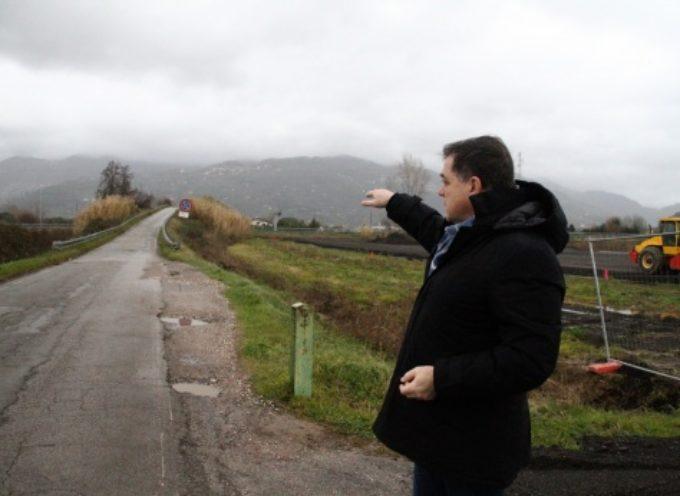 cantiere via Pisanica, tutti i divieti per consentire maxi intervento per miglioramento viabilità e sicurezza
