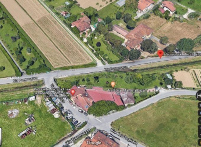 Sicurezza: ingresso scuola Ricci ora più sicuro, realizzati i due attraversamenti pedonali