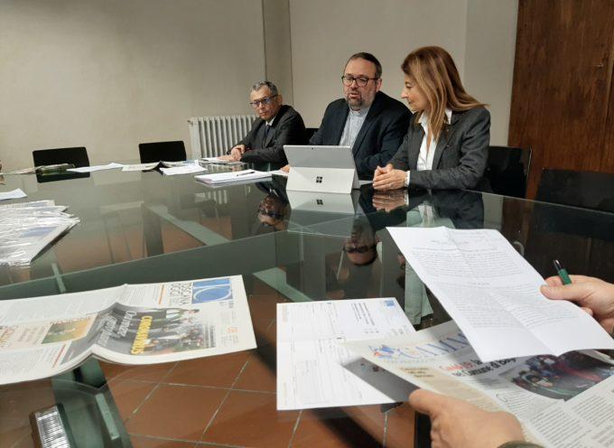 Un nuovo piano di comunicazione per la diocesi di Lucca