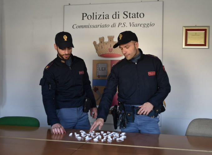 Capezzano Pianore, Pietrasanta – Arrestato per spaccio magrebino già noto alle forze di polizia del Commissariato di Viareggio