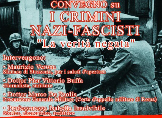 """Pietrasanta – Convegno su """"I Crimini Nazi-Fascisti"""", oggi, in Sant'Agostino"""
