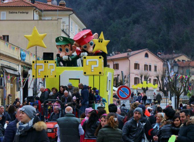Seravezza – Grande fermento per il II° Corso del Carnevale dei Piccoli. Appuntamento a domani!