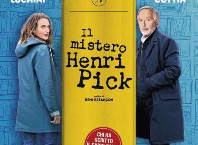 Circolo del Cinema di Lucca presenta: Il mistero Henri Pick