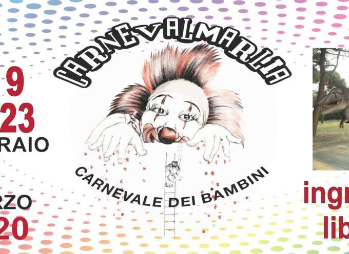 CarnevalMarlia 2020 – DOMENICA ULTIMA SFILATA DEI CARRI