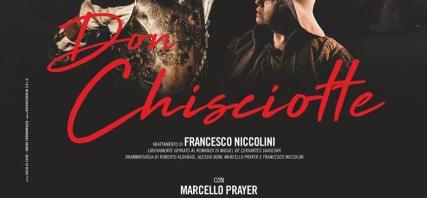 AL TEATRO ALFIERI VA IN SCENA DON CHISCIOTTE
