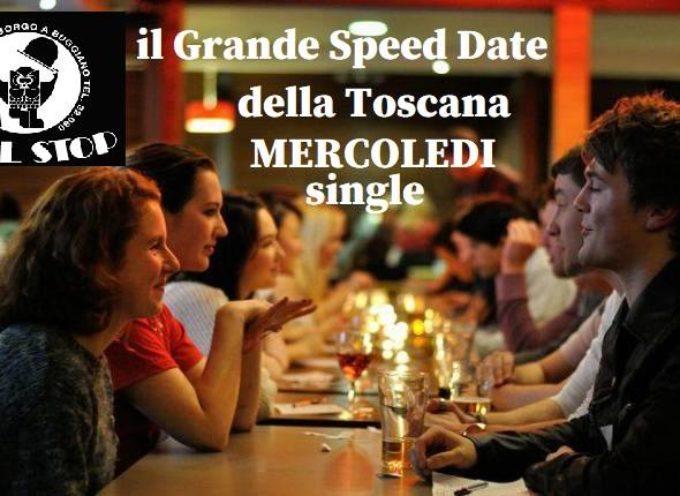 Evento Unico! Mercoledi 26 Febbraio organizziamo lo Speed Date presso il Dancing Full Stop a Borgo a Buggiano