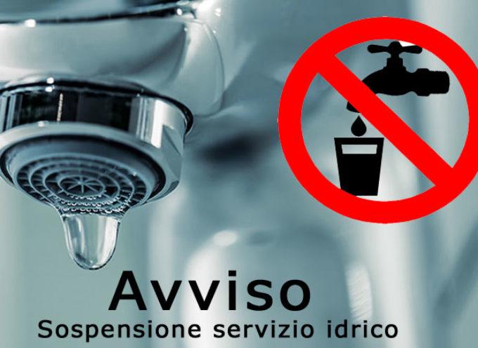 ATTENZIONE CASTELNUOVO DI GARFAGNANA – causa lavori sulla rete idrica, verrà sospesa l'erogazione dell'acqua potabile, DALLE ORE 9:00 ALLE ORE 13:00,