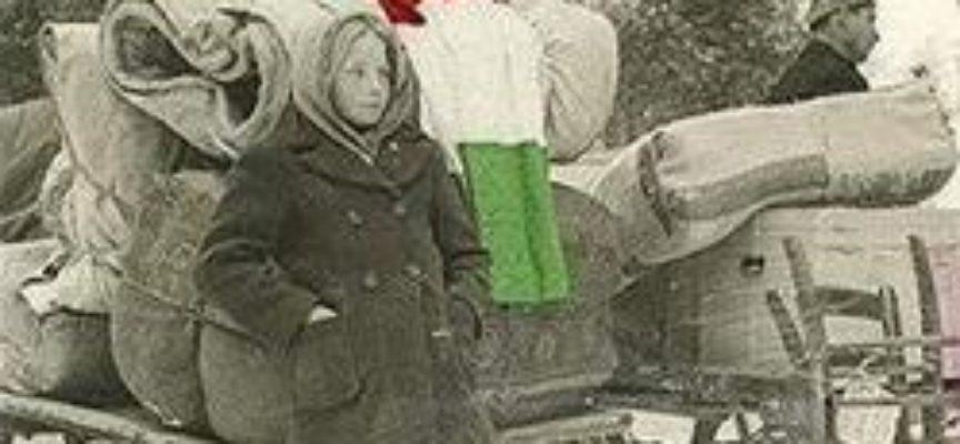 """il """"Giorno del Ricordo"""", di tanti italiani gettati vivi nelle fosse del Carso,"""