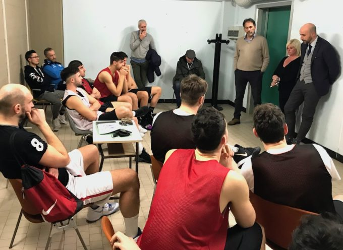 Basketball Club Lucca – TUTTO RIMANE COME PRIMA