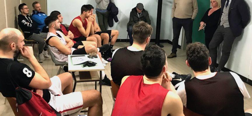 Basketball Club Lucca – TUTTO RIMANE COME PRIMA
