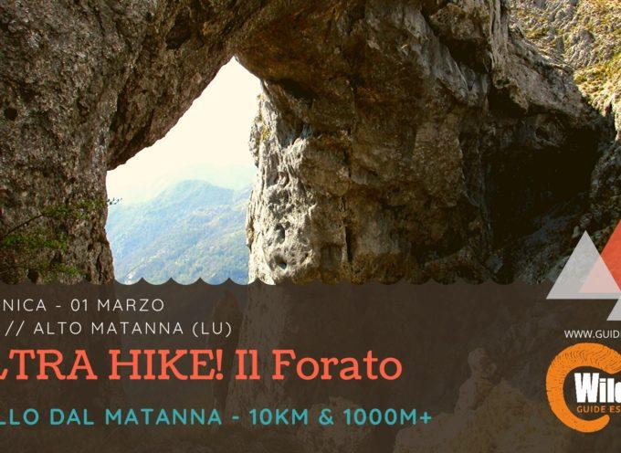 Il Mt.Forato con il suo arco di 30mt ci aspetta!