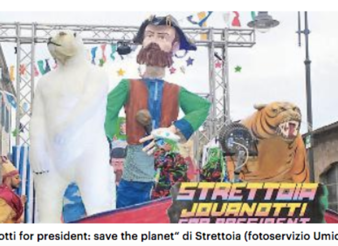 Carnevale a Pietrasanta: è qui la festa!