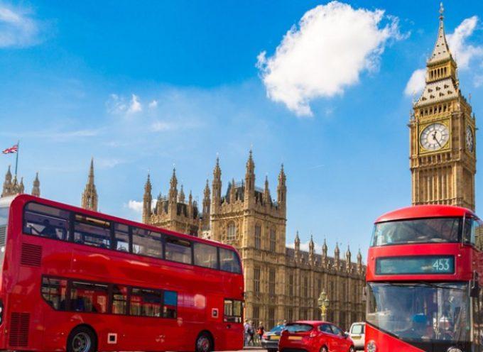 A LONDRA SOLO SE SI PARLA INGLESE DAL 2021