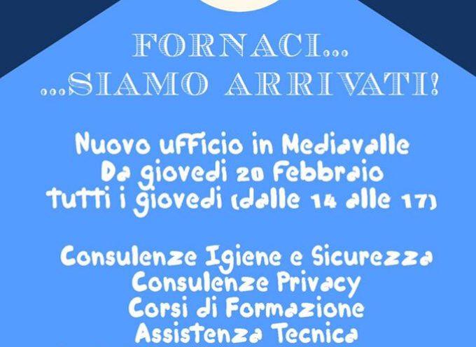 CONFCOMMERCIO – Oggi alle 14,30 apriamo il nostro ufficio a Fornaci
