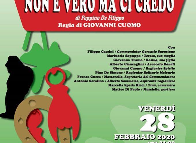 """al Teatro Pacini di Pescia,  debutta questa nuova Compagnia di """"vecchi"""" teatranti"""