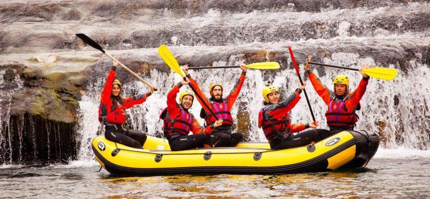 VAL DI LIMA – È ufficialmente aperta la stagione del rafting!