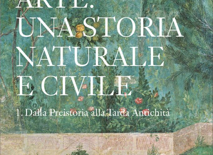 """Vallisneri un incontro con Salvatore Settis dal titolo """"Arte. Una storia naturale e civile""""."""