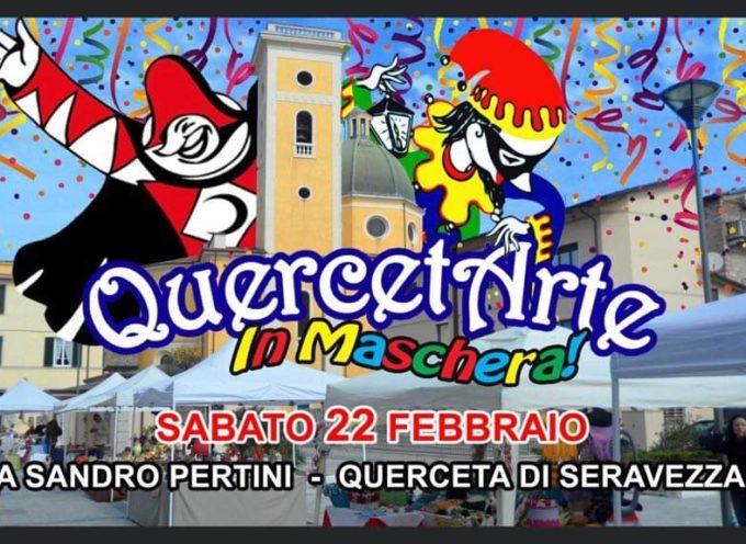 Sabato 22 febbraio – Giornata di Carnevale anche a Querceta