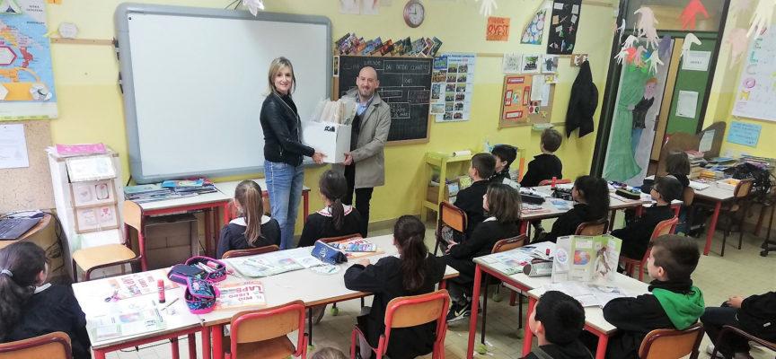 la primaria di Camigliano partecipa alla sfida provinciale del concorso nazionale di Federmeccanica con il patrocinio del MIUR