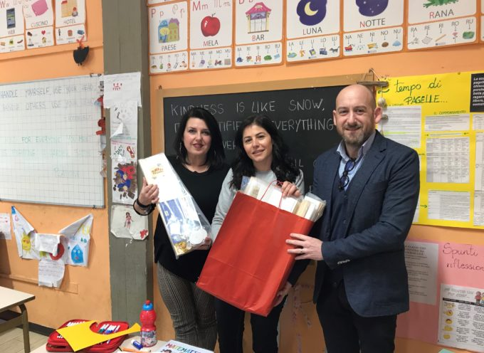 Eureka! Funziona! La III A della Don Milani (IC Lucca 3) partecipa al concorso Le bambine e i bambini dovranno inventare un giocattolo per un mondo diverso, a energia rinnovabile.
