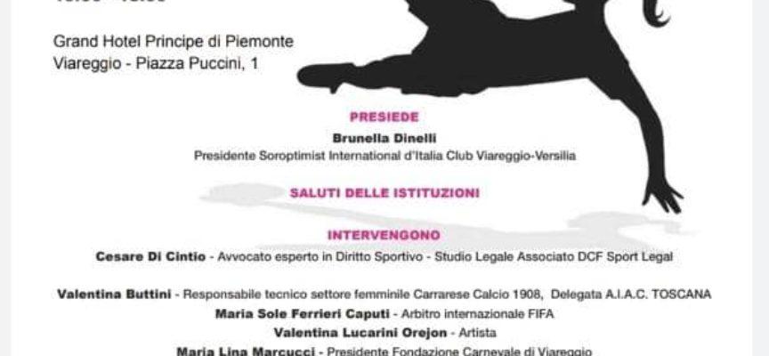 Viareggio Women's Football Cup – Le donne nel pallone: premiazione alla capocannoniera!