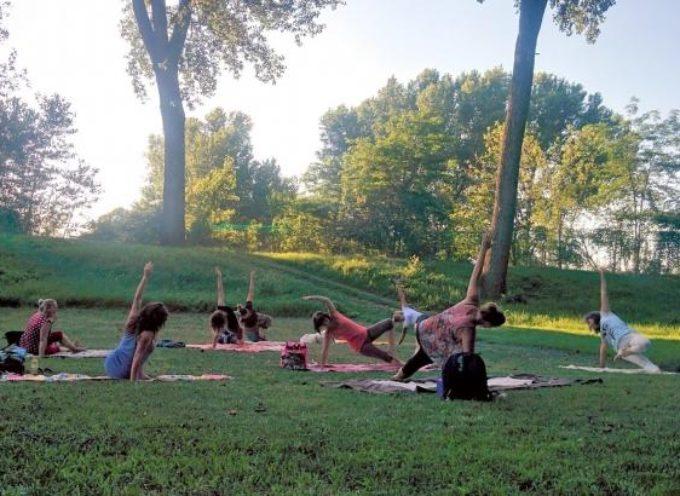 Equinozio di Primavera Yoga in cammino sabato pomeriggio 21 e domenica 22 marzo