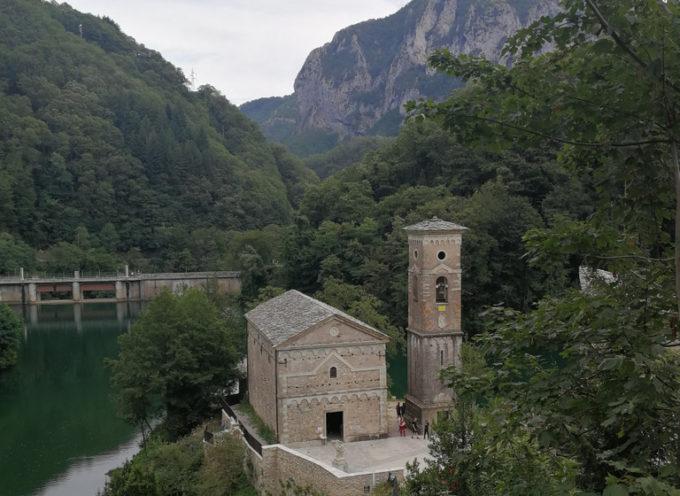 Isola Santa: un antico borgo in parte sommerso