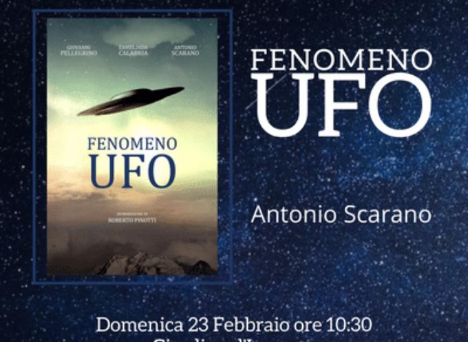 Villa Bertelli – Fenomeno UFO, il libro di Antonio Scarano, Giovanni Pellegrino ed Ermelinda Calabria