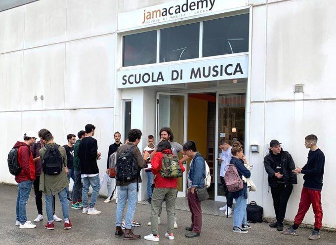 Open Day dei corsi Bachelor alla Jam Academy Lucca