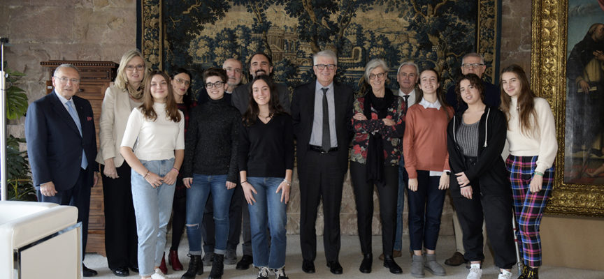 A Londra con la Fondazione Banca del Monte di Lucca