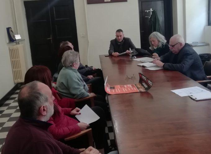 """la presentazione di """" Da voce a voce, i canti tradizionali della Valdinievole"""""""