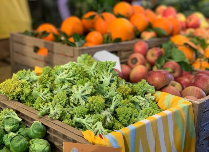 Spesa di febbraio, un carico di vitamine e benessere