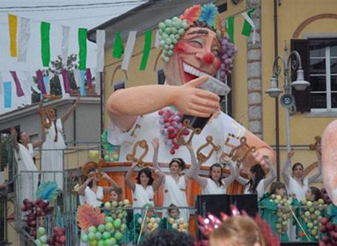 Carnevale Pietrasantino: la coreografia della contrada Brancagliana.