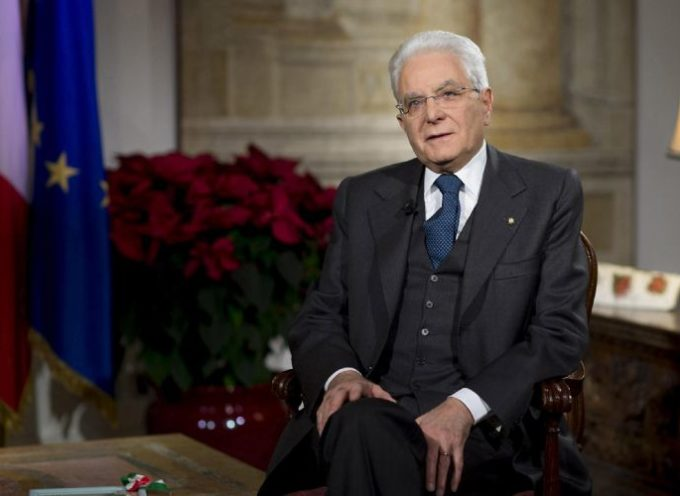 Il Presidente della Repubblica il 29 febbraio 2020 a Sant'Anna di Stazzema in occasione del 50° anniversario della concessione della Medaglia d'oro