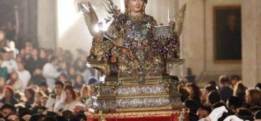 Il Santo del giorno, 5 Febbraio: S. Agata, Patrona di Catania