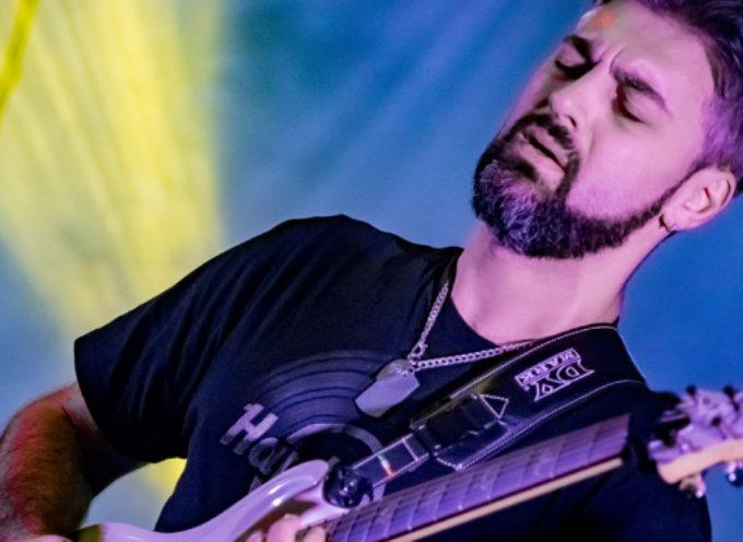 Uno dei più grandi chitarristi sulla scena internazionale,Ciro Manna, ospite alla Jam Academy Lucca