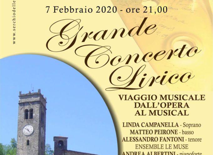 Grande concerto lirico in Sala Guazzelli – aGallicano