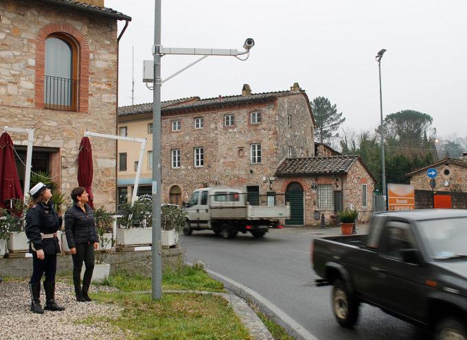 Sicurezza urbana e stradale: nuova telecamera a San Leonardo in Treponzio