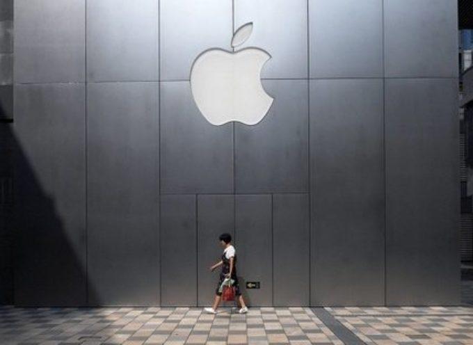 Coronavirus, Apple chiude temporaneamente le attività in Cina